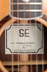 2012 PRS  Guitar SE Angelus Custom Image 14