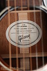 2016 Gibson Guitar J-45 Standard Image 9