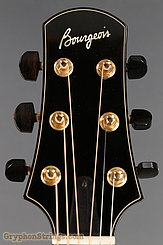 2002 Bourgeois Guitar LC4 Limited Edition Arch Top #6 of #12 Image 10