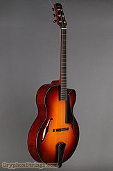 2002 Bourgeois Guitar LC4 Limited Edition Arch Top #6 of #12 Image 2