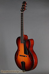 2002 Bourgeois Guitar LC4 Limited Edition Arch Top #6 of #12 Image 6