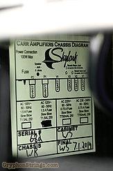 Carr Amplifier Skylark NEW Image 3
