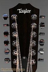 Taylor Guitar 250ce-BLK DLX NEW Image 10