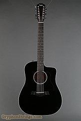 Taylor Guitar 250ce-BLK DLX NEW Image 7