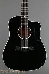Taylor Guitar 250ce-BLK DLX NEW Image 8