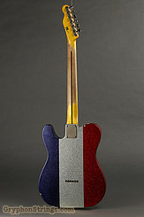 Nash Guitar T-57 Red, White and Blue Sparkle NEW Image 4
