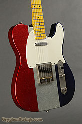 Nash Guitar T-57 Red, White and Blue Sparkle NEW Image 5