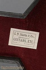 c. 1880 Martin Case 0-28 Coffin Case Image 6