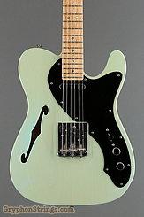 2013 Fender Guitar Thinline Telecaster N.O.S Master Built Yuriy Shishkov Image 8