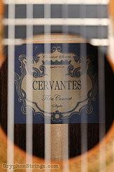 2008 Cervantes Guitar Fleta Concert Image 14