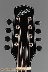 Northfield Octave Mandolin Archtop Octave Mandolin Mahogany NEW Image 10