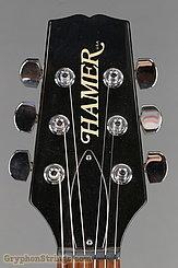 1991 Hamer Guitar Archtop Gold Image 10