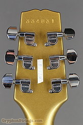 1991 Hamer Guitar Archtop Gold Image 11