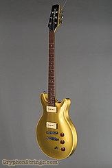 1991 Hamer Guitar Archtop Gold Image 6
