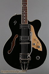 2013 Duesenberg Guitar C.C. Gloss Black Image 8