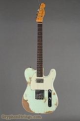 2018 Fender Guitar 60's Telecaster Custom Heavy Relic Surf Green Aged