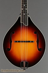 Eastman Mandolin MD505, Classic sunburst Mandolin NEW Image 8
