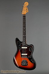 2001 Fender Guitar Jaguar '62 Reissue Sunburst