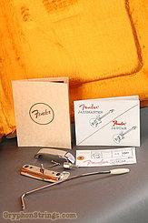 2001 Fender Guitar Jaguar '62 Reissue Sunburst Image 16