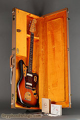 2001 Fender Guitar Jaguar '62 Reissue Sunburst Image 17