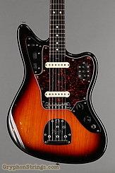 2001 Fender Guitar Jaguar '62 Reissue Sunburst Image 8