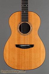 2000 Goodall Guitar MhP-14 Parlor Mahogany Image 8