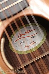 1999 Lowden Guitar O25C Image 14
