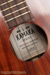 2016 Kamaka Ukulele  HF-3 100th Anniversary Image 13