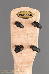 "Pohaku Ukulele Spruce/Walnut ""Chocolate Mountain"" NEW Image 11"