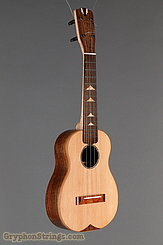 "Pohaku Ukulele Spruce/Walnut ""Chocolate Mountain"" NEW Image 2"