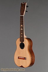 "Pohaku Ukulele Spruce/Walnut ""Chocolate Mountain"" NEW Image 6"