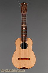 "Pohaku Ukulele Spruce/Walnut ""Chocolate Mountain"" NEW Image 7"