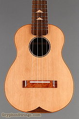 "Pohaku Ukulele Spruce/Walnut ""Chocolate Mountain"" NEW Image 8"