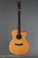 2000 Goodall Guitar RCJC Rosewood Concert Jumbo cutaway Image 1