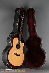 2000 Goodall Guitar RCJC Rosewood Concert Jumbo cutaway Image 16