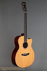 2000 Goodall Guitar RCJC Rosewood Concert Jumbo cutaway Image 2