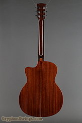2000 Goodall Guitar RCJC Rosewood Concert Jumbo cutaway Image 4