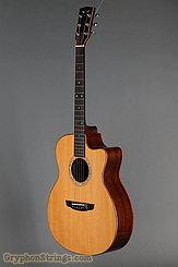 2000 Goodall Guitar RCJC Rosewood Concert Jumbo cutaway Image 6