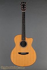 2000 Goodall Guitar RCJC Rosewood Concert Jumbo cutaway Image 7