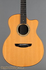 2000 Goodall Guitar RCJC Rosewood Concert Jumbo cutaway Image 8