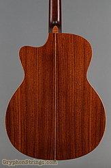 2000 Goodall Guitar RCJC Rosewood Concert Jumbo cutaway Image 9