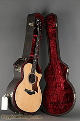 Taylor Guitar 614ce, V-Class NEW Image 12