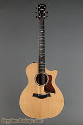 Taylor Guitar 614ce, V-Class NEW Image 7