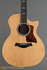 Taylor Guitar 614ce, V-Class NEW Image 8