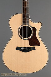 Taylor Guitar 812ce NEW Image 8