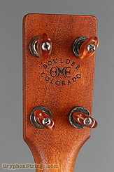 """Ome Banjo Tupelo, Mahogany neck, 12"""" Shell 5 String NEW Image 13"""