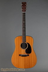 1963 Martin Guitar D-18