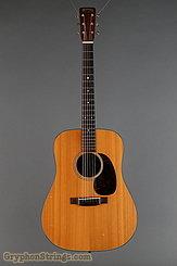 1963 Martin Guitar D-18 Image 7