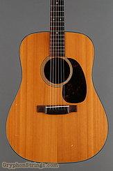 1963 Martin Guitar D-18 Image 8