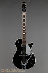 2006 Gretsch Guitar Duo Jet (Black G6128T Reissue) Image 7